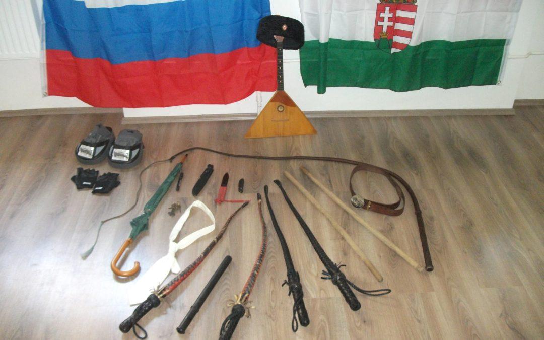 SSTC Systema – Orosz Harcművészet – Közelharc és Önvédelem szeminárium